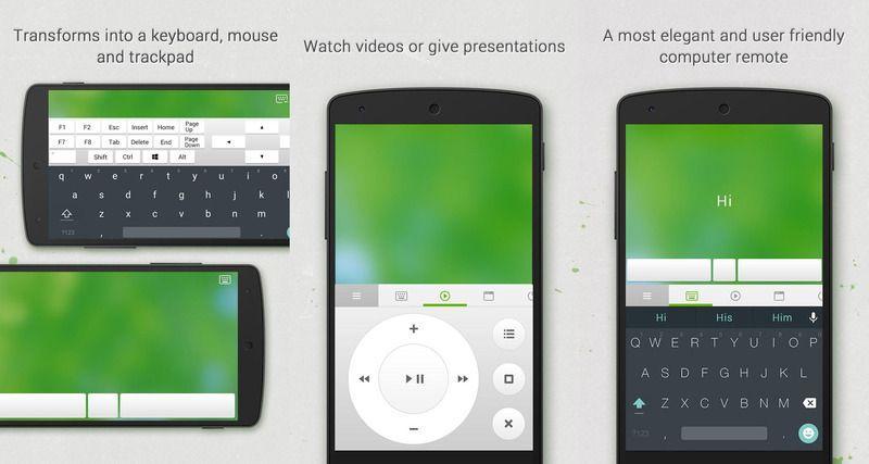Come usare lo smartphone Android come mouse