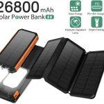 Sendowtek Caricabatterie Solare