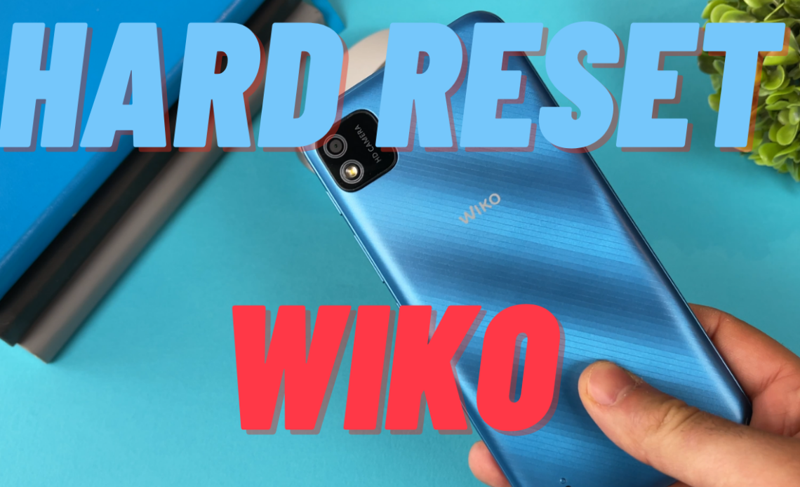 guida hard reset ripristino smartphone wiko