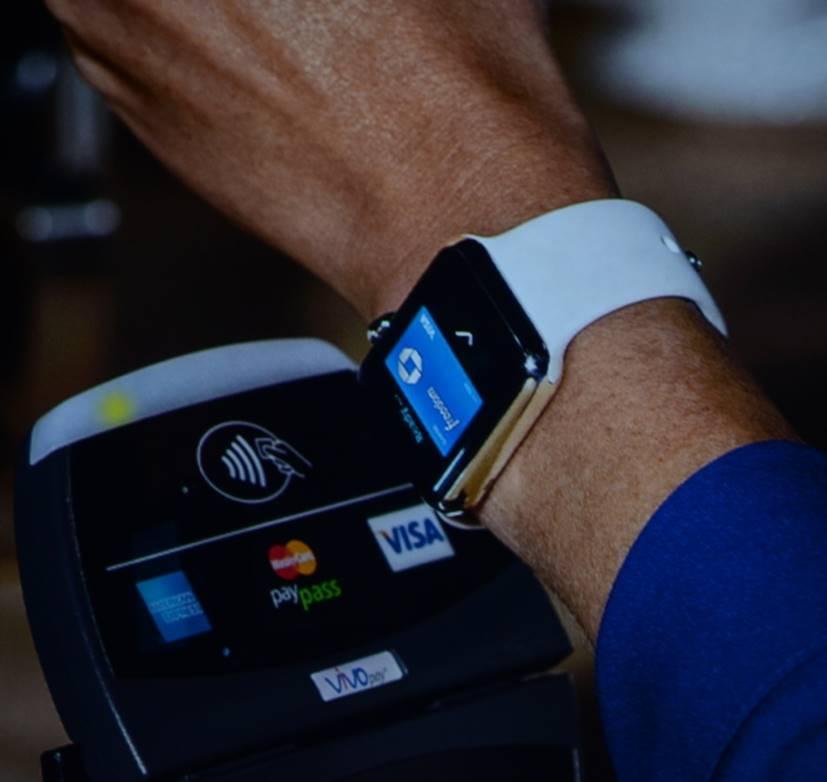 Apple Watch pagamenti