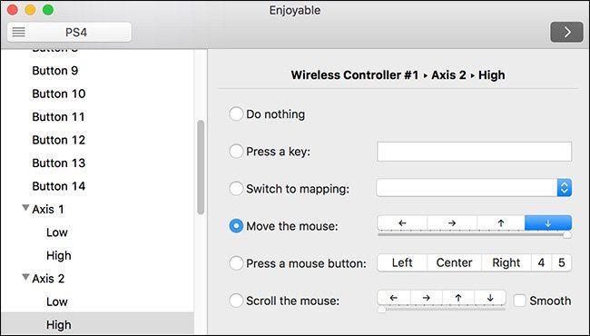 come-usare-il-controller-di-playstation-4-su-mac-wireless-mappatura-leve-analogiche