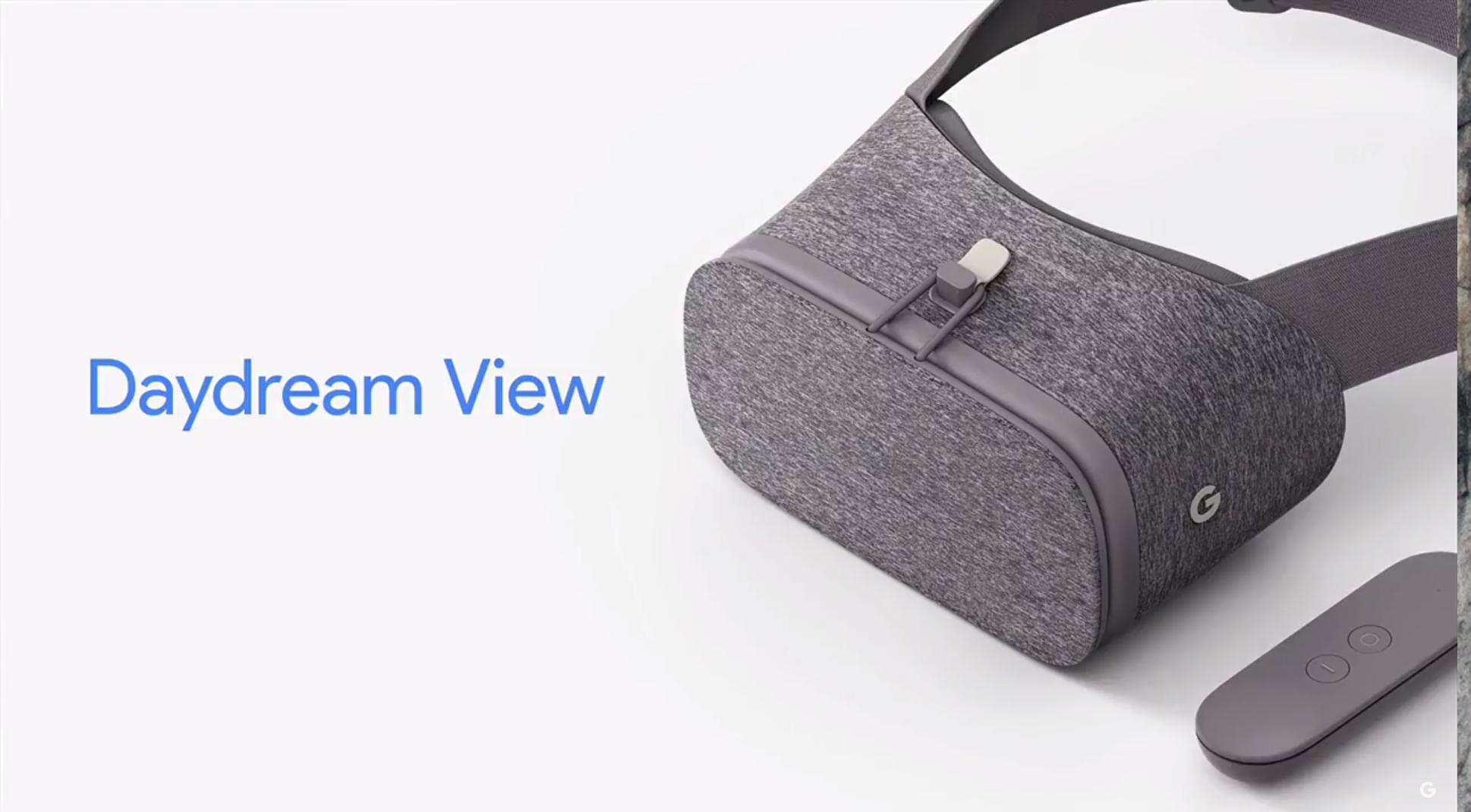 Google Daydream View: un Cardboard sotto steroidi