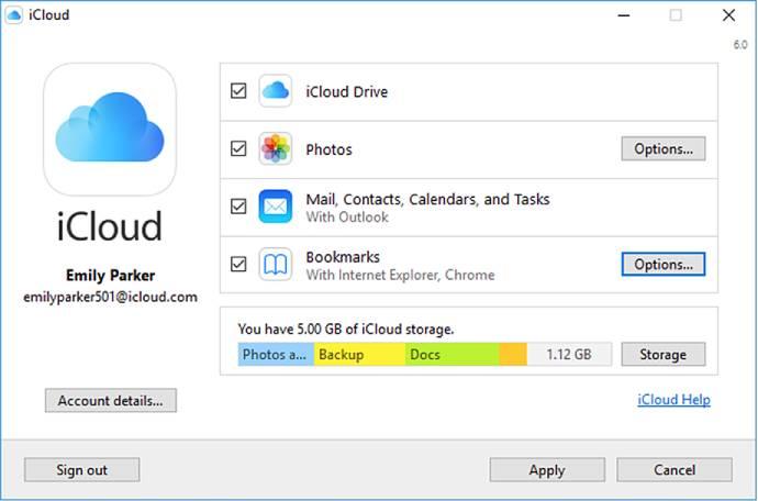 iCloud come arrestare download automatico di foto e video