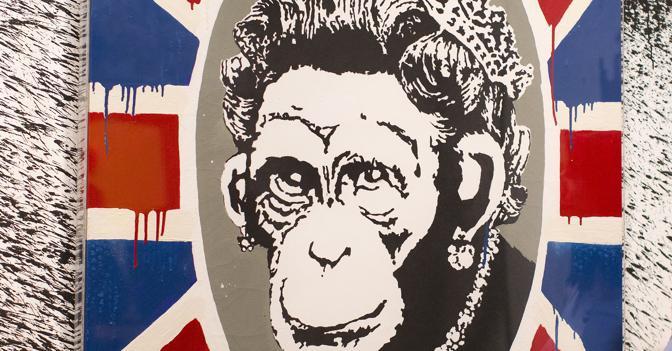 jonathan-ive-quadro-scimmia-regina