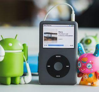Come trasferire libreria iTunes su Android Google Play Music
