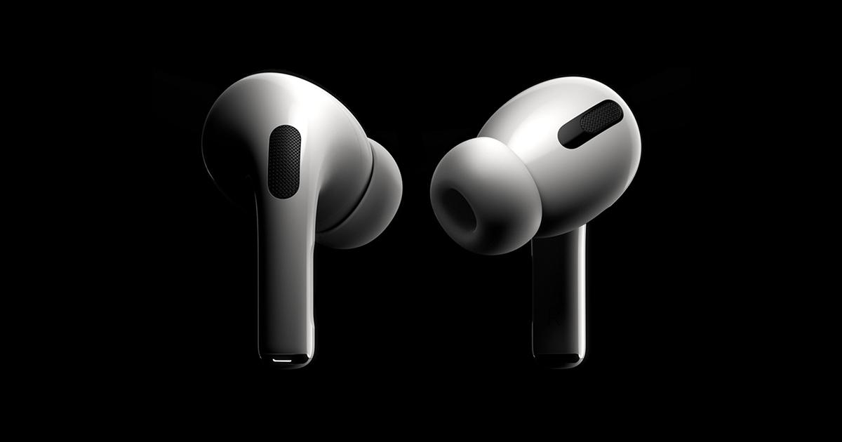 Gli Apple AirPods Pro