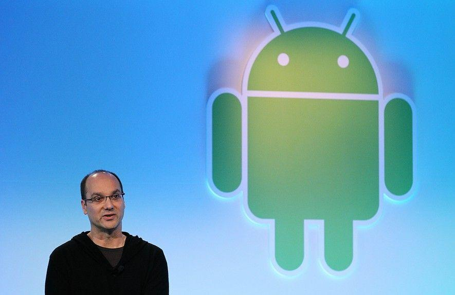 andy rubin e android