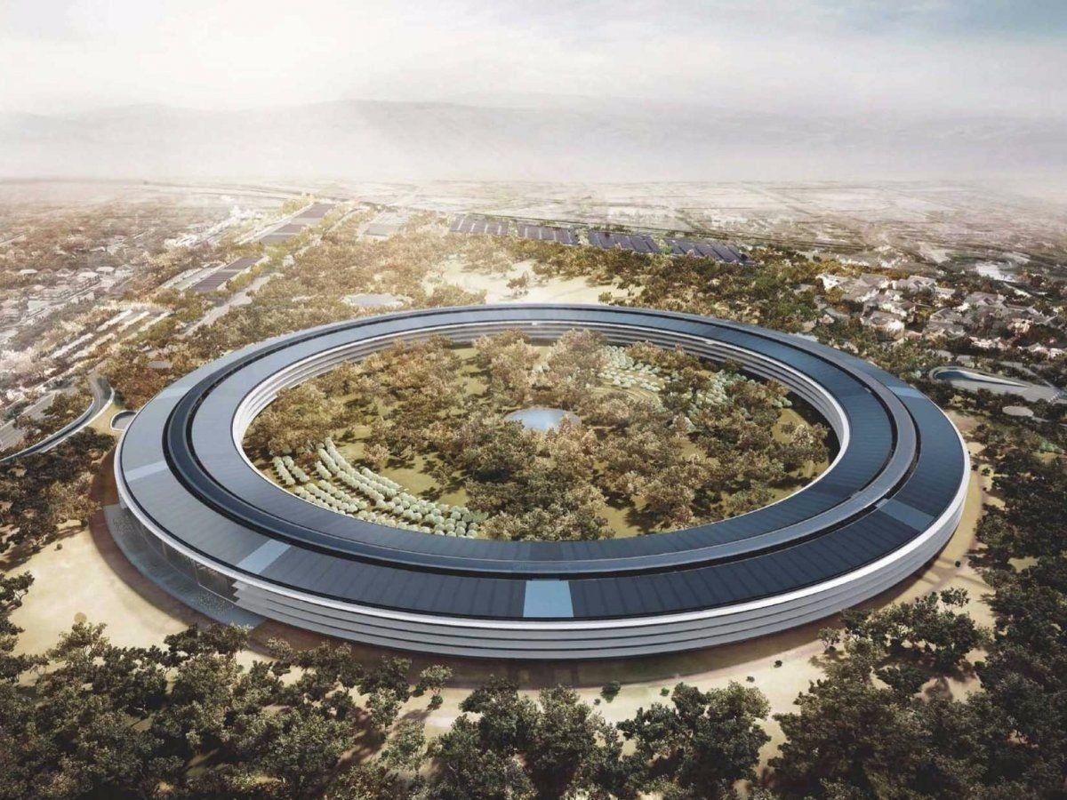 Apple Campus 2, quasi pronta l'astronave voluta da Steve Jobs