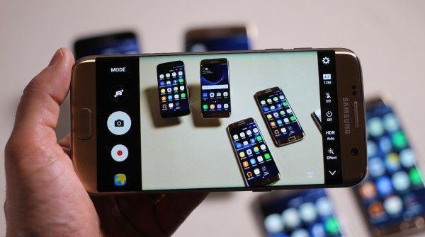 Come accedere rapidamente alla fotocamera del Galaxy S7