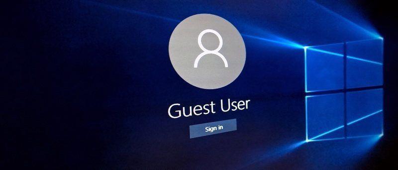 L'account ospite, noto anche come guest, risulta utile per condividere il proprio PC mantenendo comunque protetti i nostri dati.