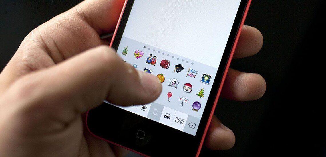 emoji iPhone IOS 10