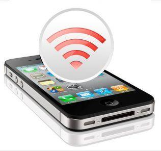 hotspot Wifi iPhone