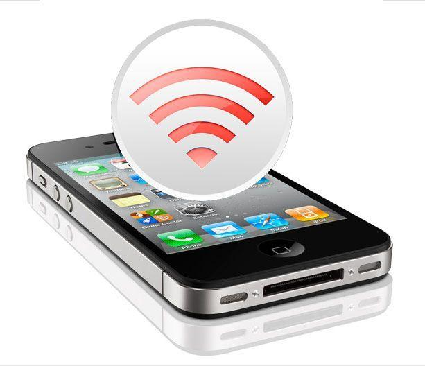 hotspot Wifi iPhone