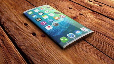 iPhone 8, il futuro è qui: ricarica wireless e schermo curvo