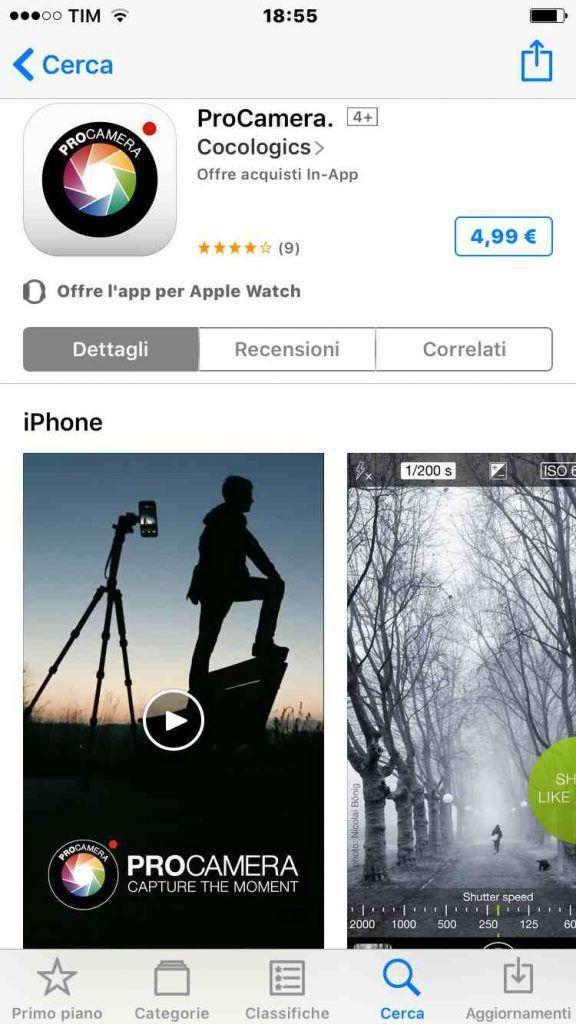 migliori applicazioni per iphone