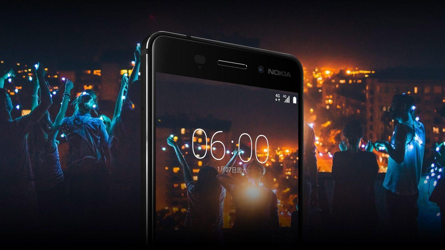 Nokia 6, il nuovo smartphone segna il ritorno di Nokia