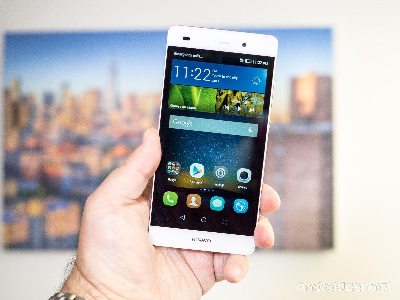 Come fare uno screenshot con smartphone Huawei
