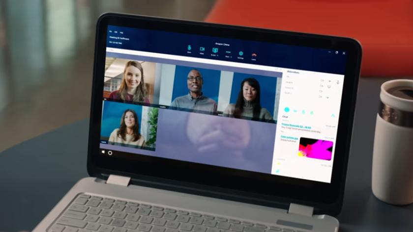 Amazon Chime, il servizio di videoconferenza che sfida Skype