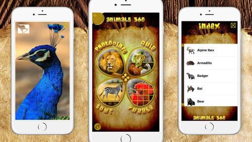 Animals 360 migliori app educative per bambini iPhone e Android