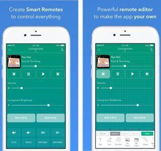 Anymote – Smart Remote migliori app telecomando universale iPhone e Android