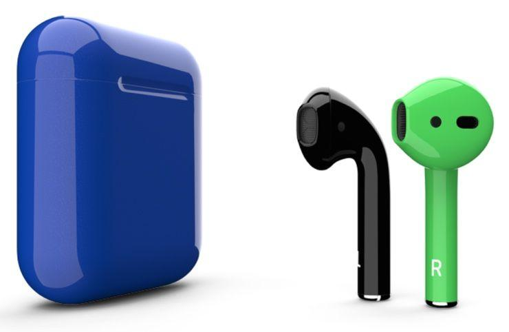 Apple AirPods disponibili in 58 nuovi colori grazie a ColorWare