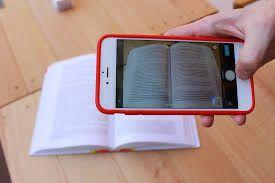 BookScanner iPhone iPad