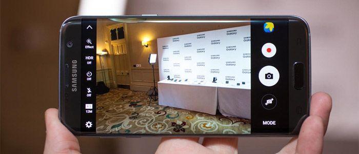 Come accedere rapidamente alla fotocamera di Galaxy S7