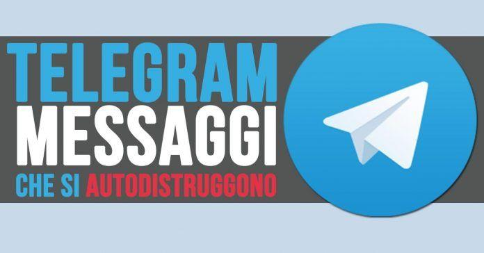 Come creare una chat segreta su Telegram