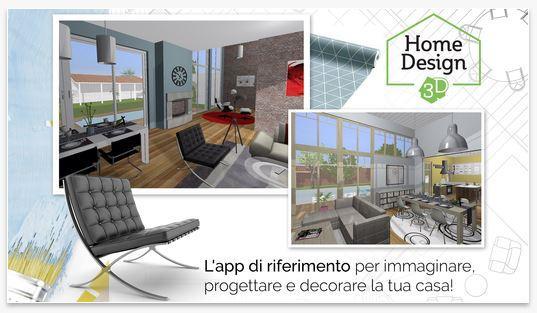 Home Design 3D Free migliori app per arredare casa iPhone e Android