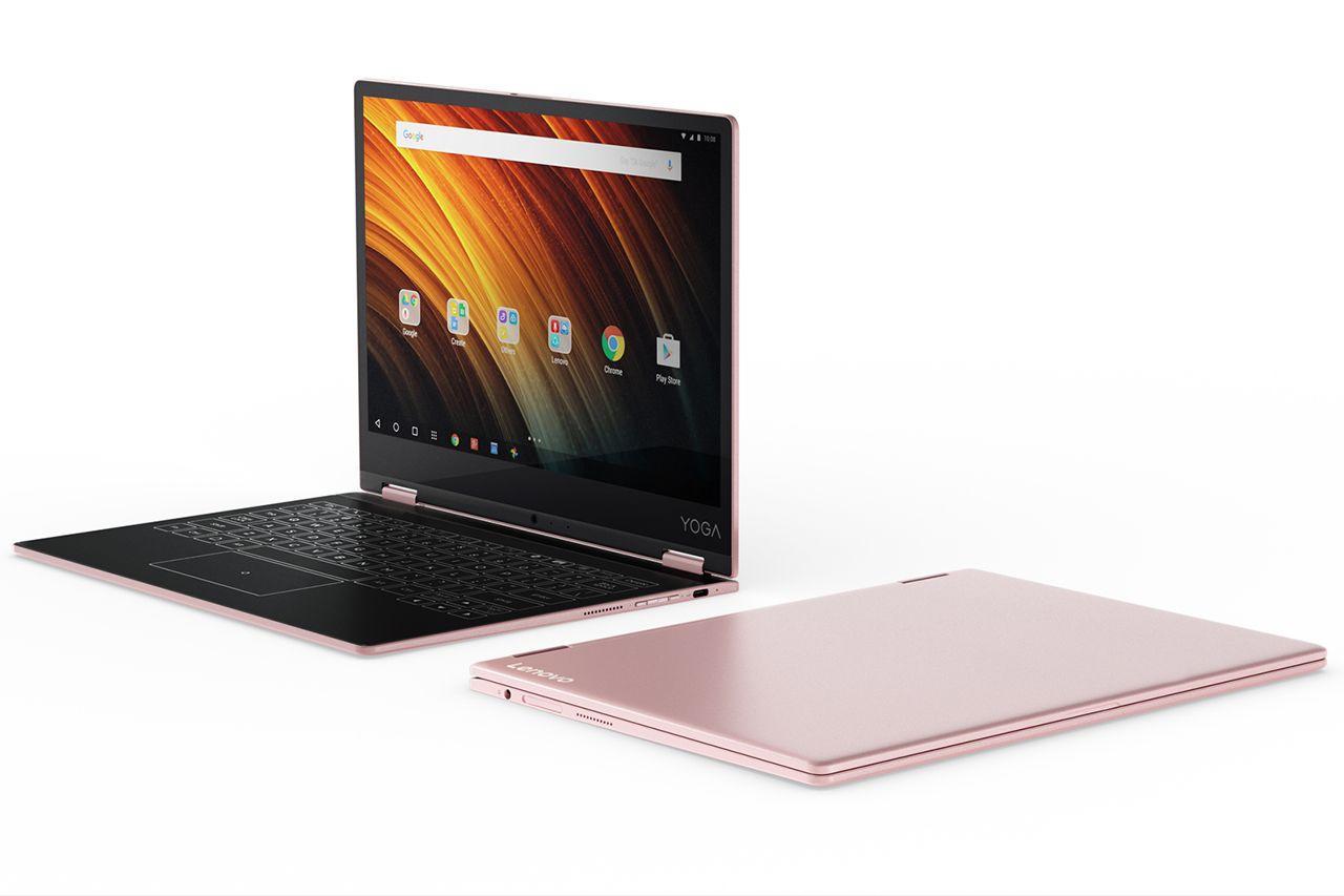 Lenovo Yoga A12, arriva il tablet Android con tastiera touch