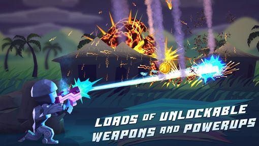 Major Mayhem migliori giochi di guerra iPhone e Android