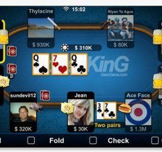 Migliori giochi di carte iPhone e Android Texas Holdem