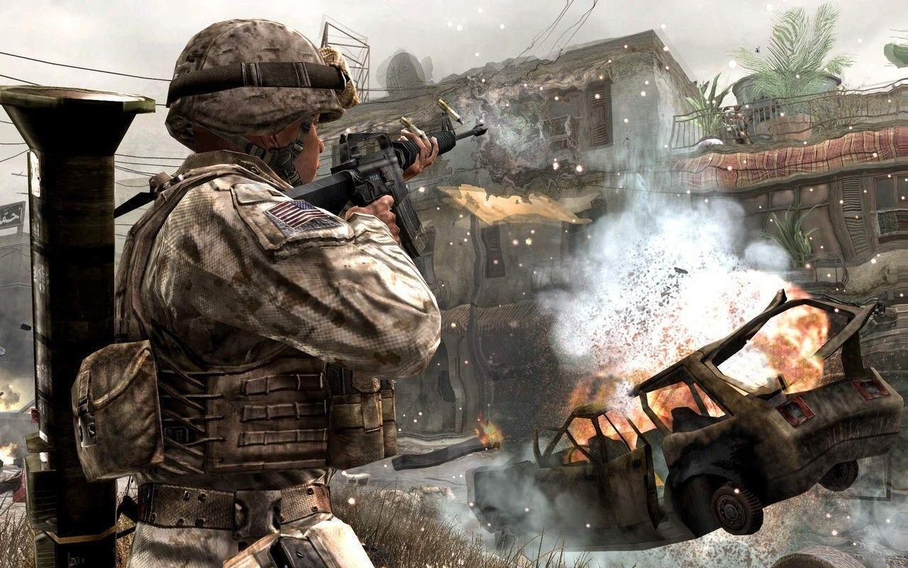 Migliori giochi di guerra iPhone e Android
