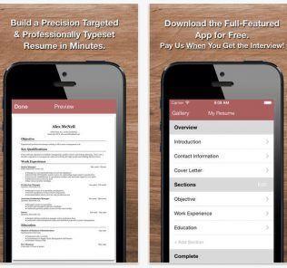 Resume-Star-migliori-app-per-curriculum-iPhone-e-Android