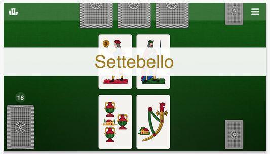 Scopa migliori giochi di carte iPhone e Android