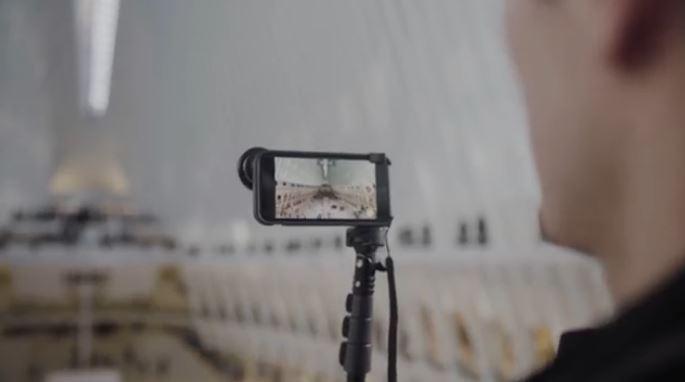 Snap7!: ecco la cover che trasforma l'iPhone in una fotocamera compatta