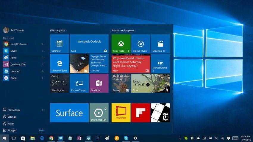Windows 10 introduce Compact Overlay, la modalità picture-in-picture