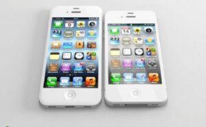 iPhone 5 pollici