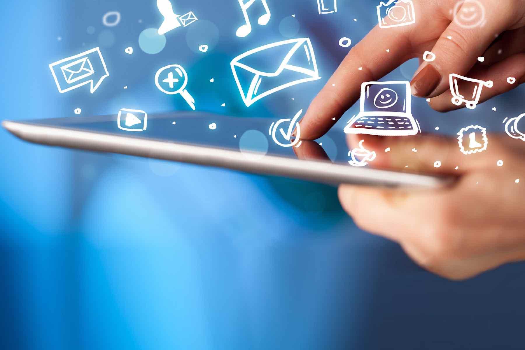 Internet Mobile: Entro il 2021 5,5 miliardi di persone avranno un telefonino