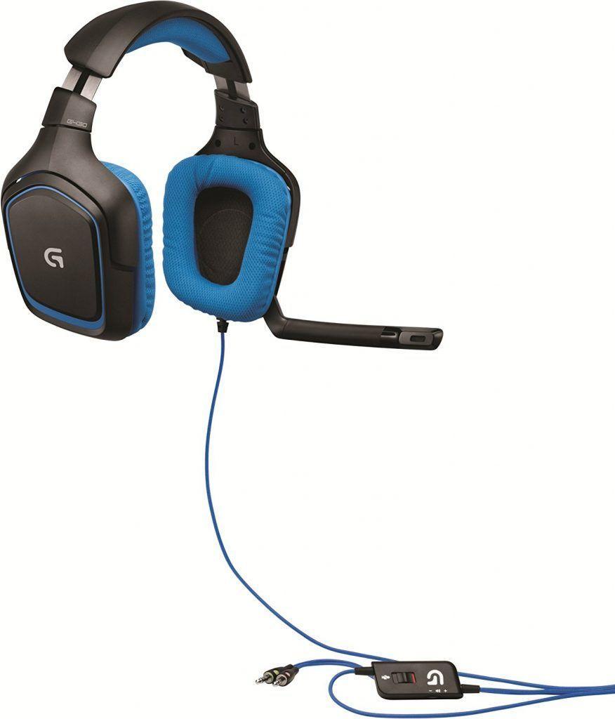 Logitech è una garanzia per quanto riguarda gli accessori PC e le cuffie da gaming G430, compatibili anche con le console, ne sono una conferma.