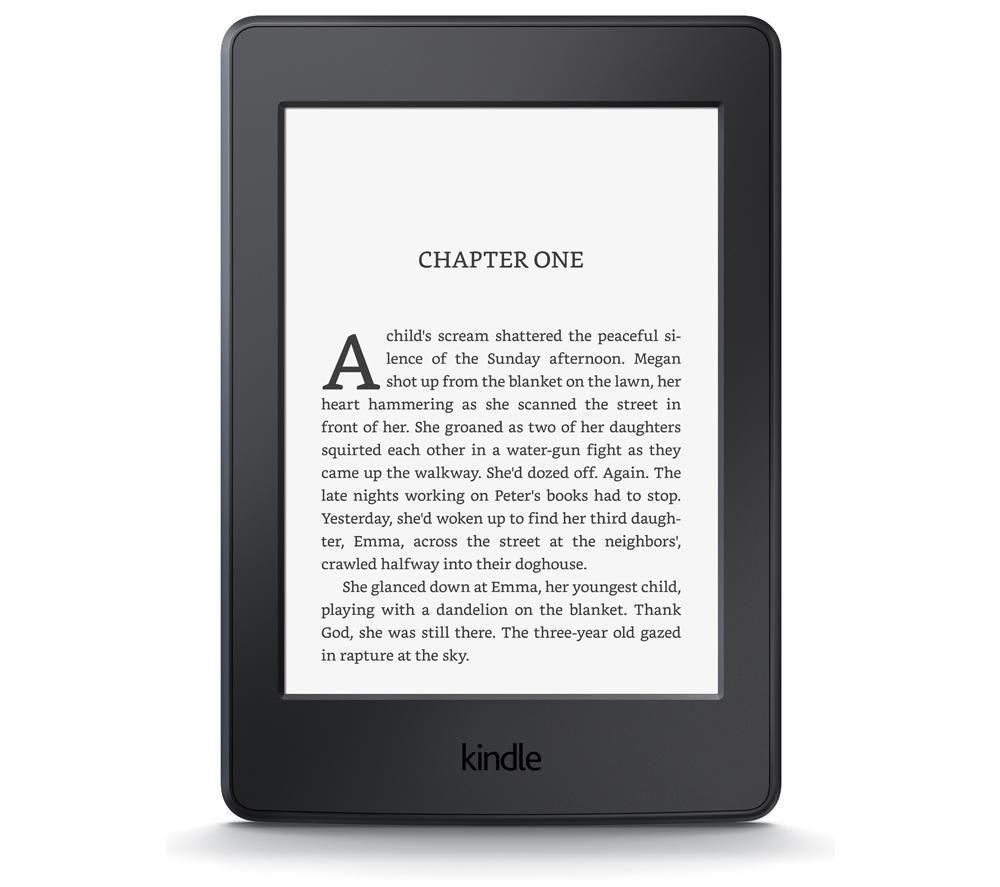 10 migliori ebook reader - Amazon Kindle Paperwhite 3G