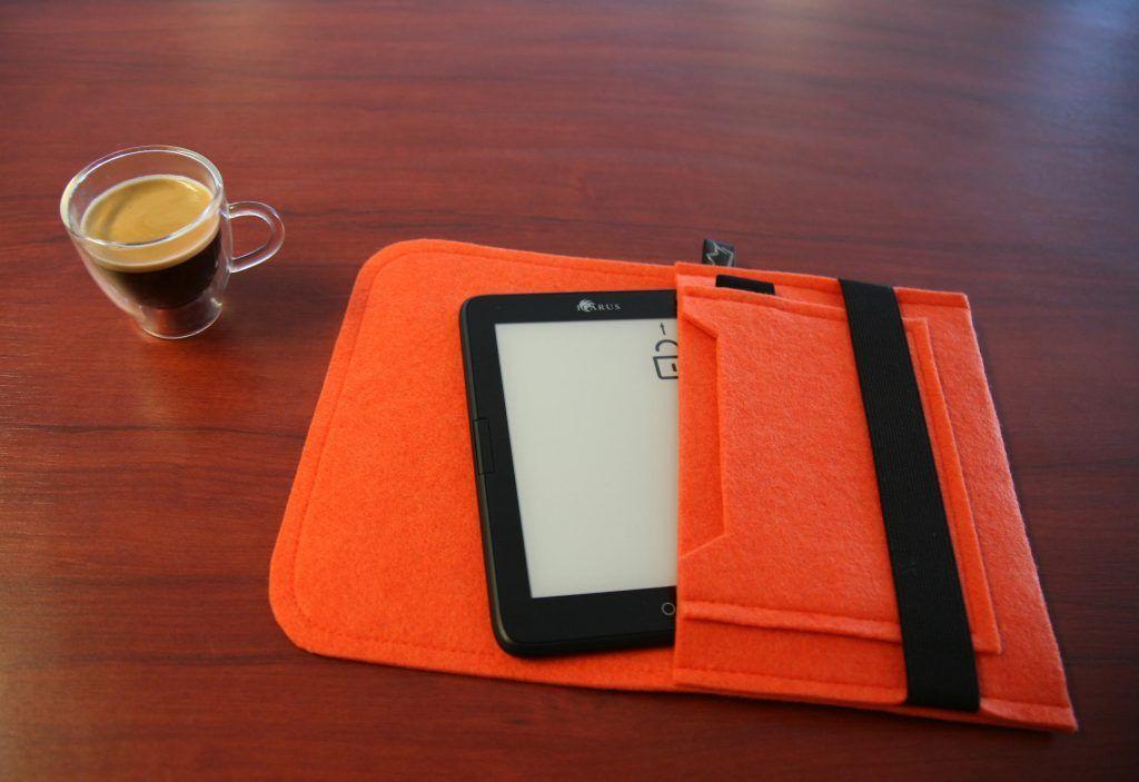 10 migliori ebook reader - Icarus E853BK