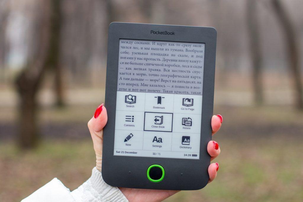 10 migliori ebook reader - Pocketbook Basic 2