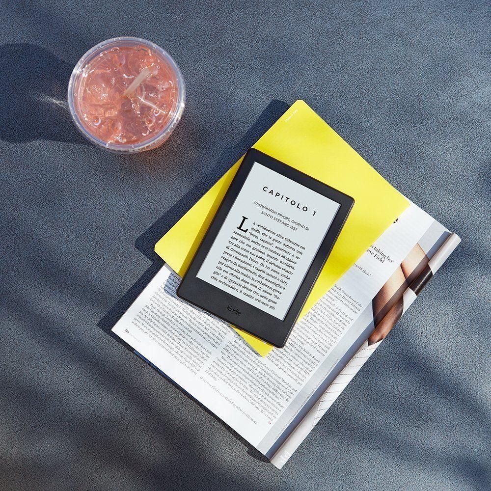 10 migliori ebook reader - kindle