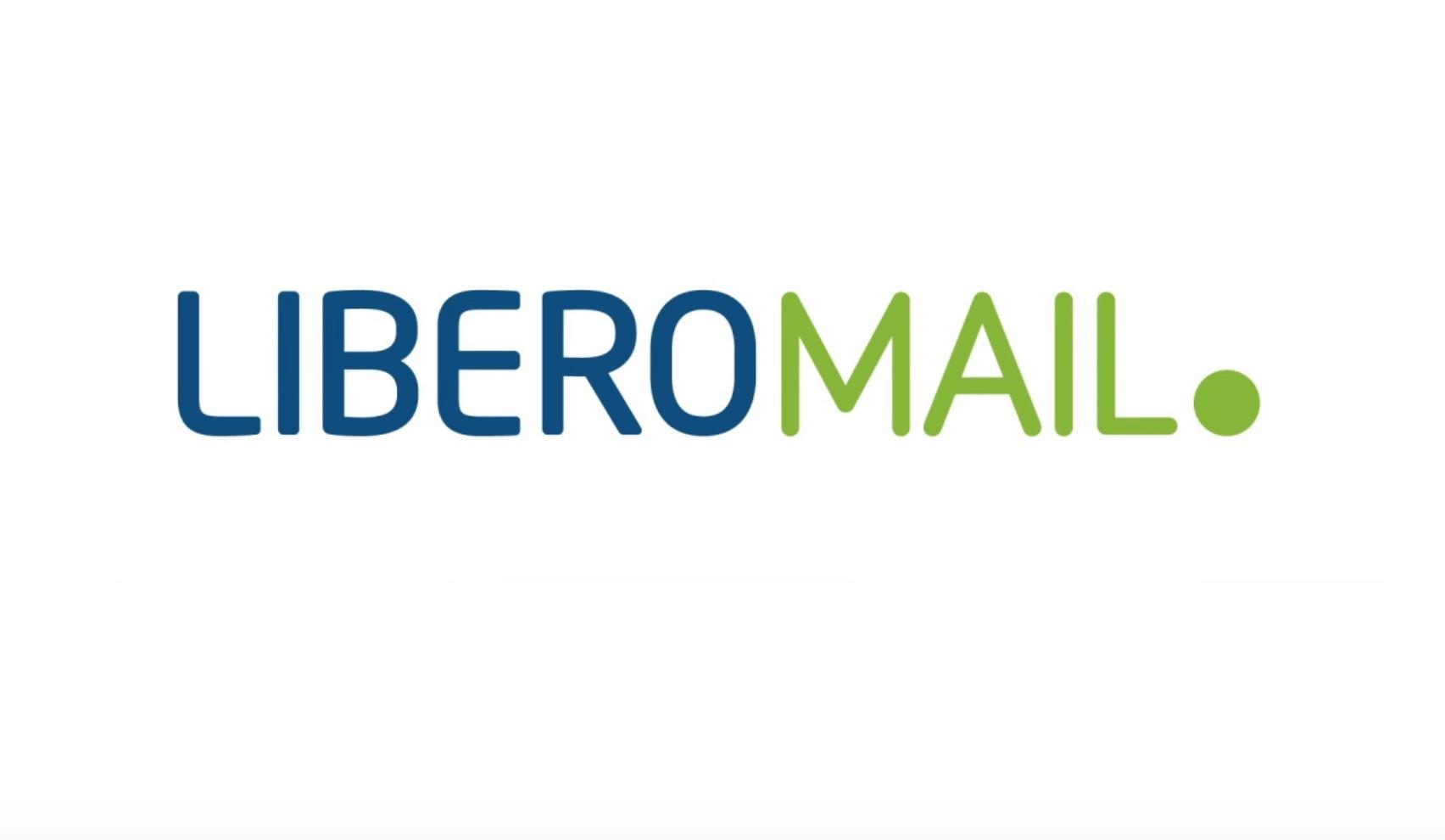 Il logo di Libero Mail, un servizio tutto italiano