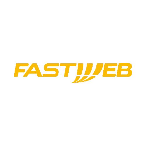 Il logo dell'operatore Fastweb