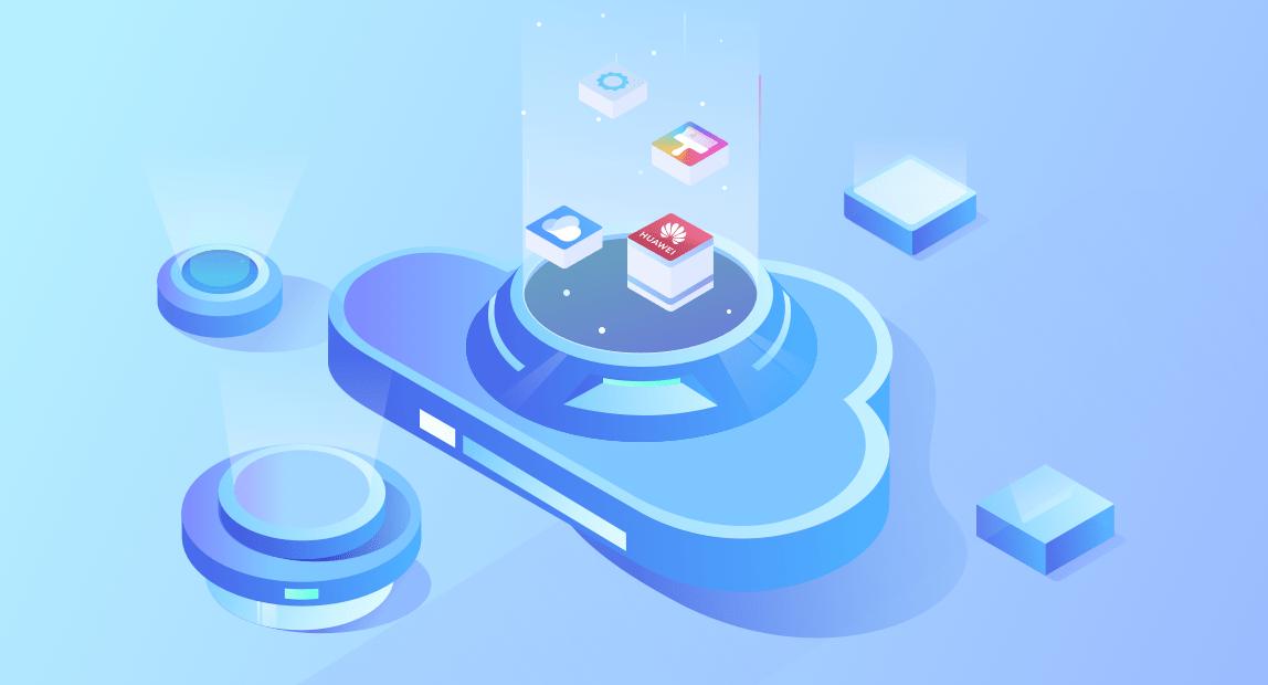 Huawei e il suo conosciuto cloud