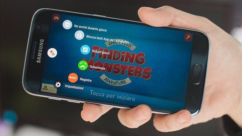 Come attivare Game Tool su Galaxy S7 e Galaxy S7 Edge