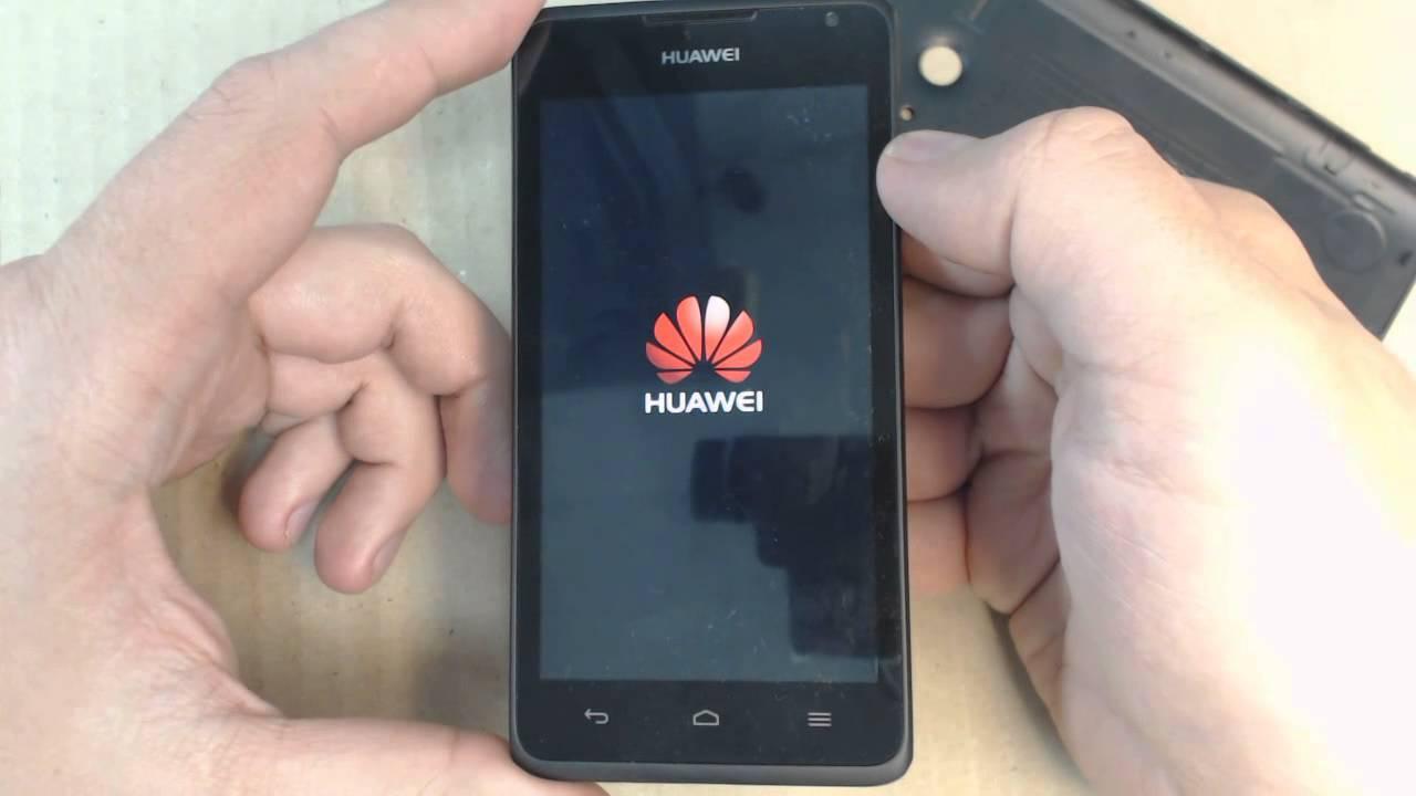 Come resettare Huawei P9/P8/Ascend
