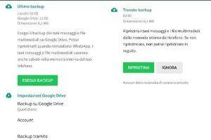 Come trasferire le chat di Whatsapp